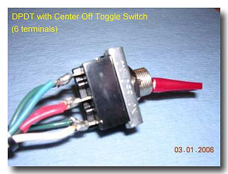 headlight \u0026 hornwiring_lo_photo1 photo 1 dpdt toggle switch after wires were soldered to