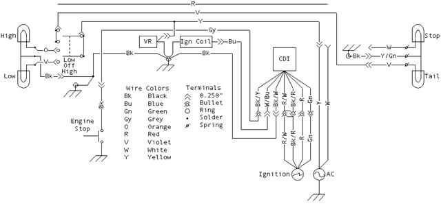 wiring for dummies gasgas riders club forum here is the modified wiring diagram for using a dpdt double pole double throw switch org gg wiring dpdt switch jpg